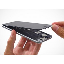 Pantalla Lcd Display Vidrio Tactil Touch Iphone 6 Colocado!